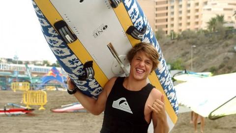 Adam Holm världsmästare i Kona One