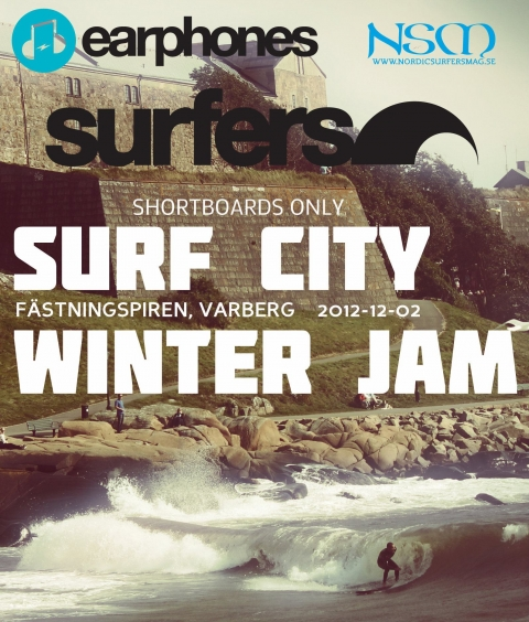 Surf City Winter Jam, 8-9 december