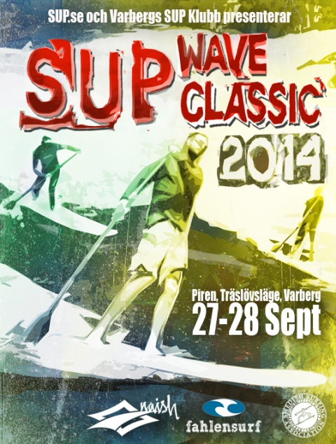 SUP Wave Classic 2014