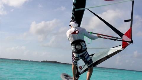 Deep Blue – Foil Windsurfing