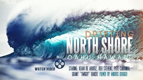 Drifting – North Shore