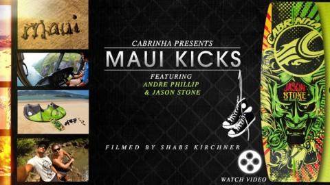 Maui Kicks