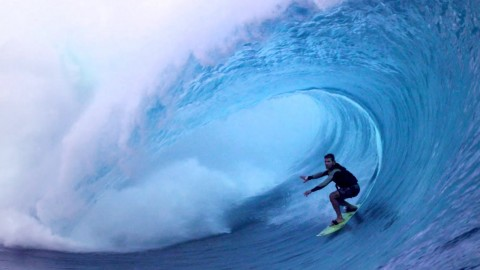 Peaking: A Big Wave Surfer's Perspective
