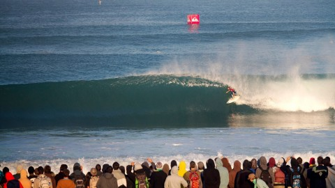 Quiksilver Pro France -The Story