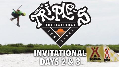 Triple-S highlights dag 2-3