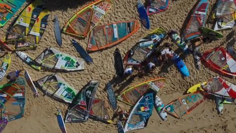 Windsurfing Ho'okipa