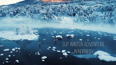 SUP Winter Adventure
