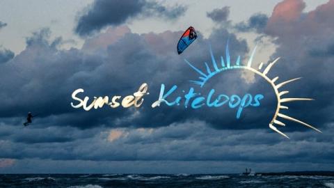 Sunset Kiteloops