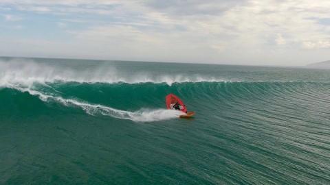Windsurfing Gerroa