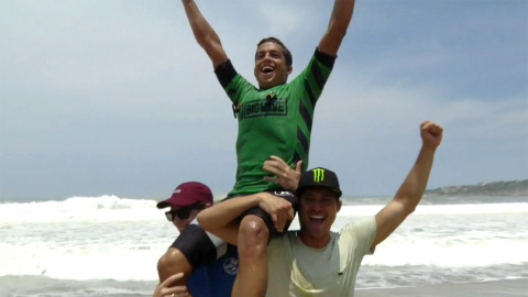 Kai Lenny vinner Puerto Escondido Challenge