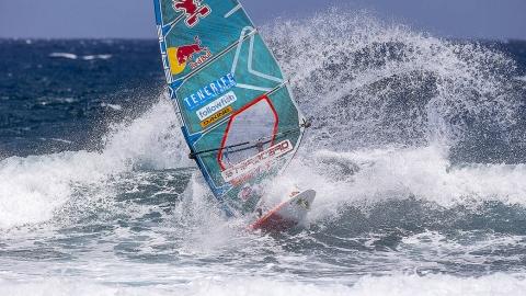 Philip och Iballa vinner på Teneriffa