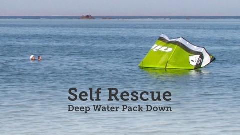 Self rescue – kite