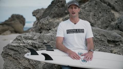 Smart skydd mot hajattacker