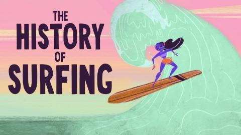 Historien om vågsurfing