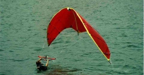 Historien om kitesurfing