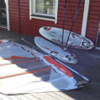 Slalom komplett kit