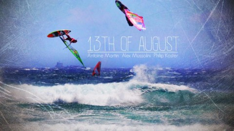 13th of August