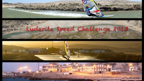 Lüderitz Speed Challenge 2013