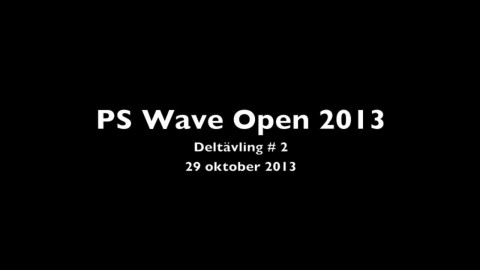 PS Wave Open