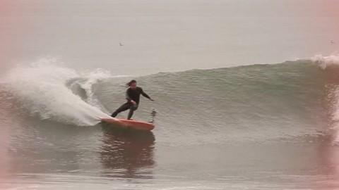 Stylish surf