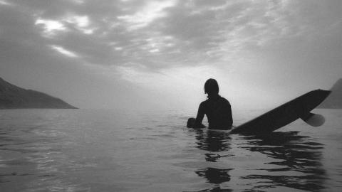 Linsen mot det råa havet