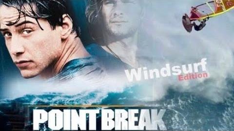 Point break – windsurf edition
