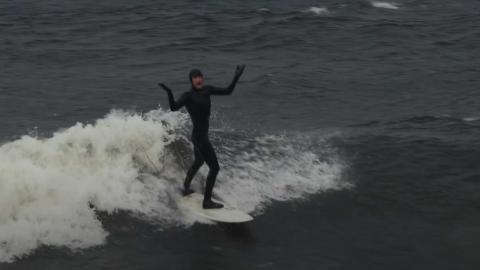 Epic surf Jämtland